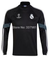 Real Madrid Champions League Training Sweatshirts Sports Sweater Real Madrid Soccer Training Sweater