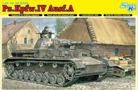Dragon model 6747 1/35 Pz.Kpfw.IV Ausf.A