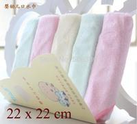 Wholesale 100% soft tender natural bamboo baby napkin,multicfuntional baby towel,baby saliva towel,Mini bamboo face towel