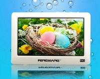 "Free shipping 4.3"" touch screen 8GB MP4 PLAYER Video EBOOK RMVB MP3 MP5"
