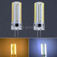 2014 High Quality G4 Led New 9W Led Lamp 3014 SMD Warm/Cold White 104 LED Light Bulb 200-240V SV18 SV012801