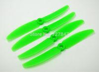 Original Gemfan 2 pair  New 5030 EP Direct Drive 5x3 5*3 Propellers Prop Green