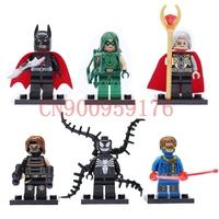 Minifigures SUPER HEROES Building Blocks