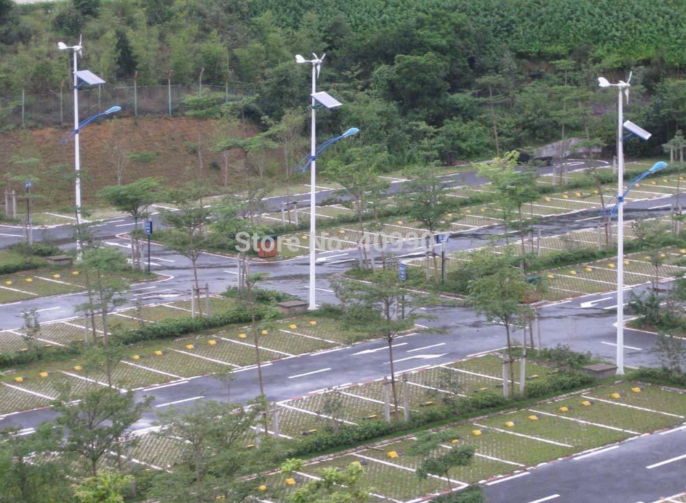 1pcs DC12V 24V 3blades wind turbine garden windmill 100w permanent magnet wind generator(China (Mainland))