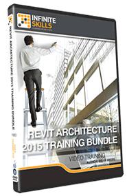 InfiniteSkills-Revit Architecture 2015 Bundle Training Video(China (Mainland))
