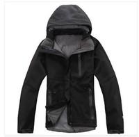 2014 female Fashion women's sport coat Winter outdoor waterproof breathable for woman wind-resistant Ski jackets
