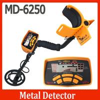 MD6250 professional metal detector  Gold Detector Treasure finder Metal Detector