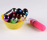 Free Shipping Mini Bullet Vibrators, Waterproof Wireless Vibrating Bullets, Adult Sex Toys for Woman, Sex Products