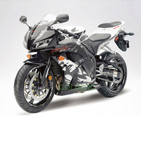 Brand New 1/9 Scale Motorbike Models HONDA CBR 600RR Repsol Diecast With Shock Absorbers Metal Motorcycle Model Toy
