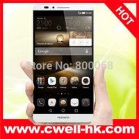 Huawei Ascend Mate 7(MT7-L09) 4G LTE HiSilicon Kirin 925 Octa Core 6 Inch Screen 13MP Camera Support GLONASS 4100mAh Battery