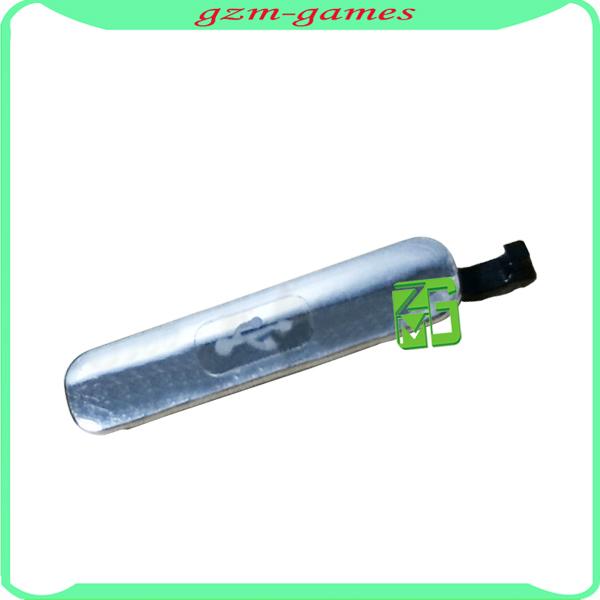 50pcs/lot for Samsung Galaxy S5 SM-G900F USB Data Charging Port Dust Plug Block Cover Flap Set Free Shipping