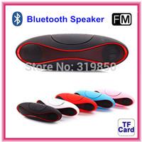 2014 Bluetooth Speakers S71 Portable Wireless Mini Stereo Music Player Speaker with FM Radio TF Card Loudspeaker Soundbox Free