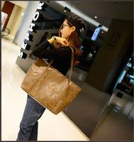 womens leather shoulder bags ladies big vintage handbags messenger bag 2014 designer satchels