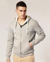 NEW top quality autumn winter coat hoodie polo cardigan thickening movement men leisure coat,Fashion fleece hoodie,men's jacket
