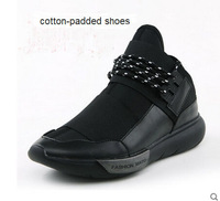top fashion brand man sneakers canvas men's shoes 2014 good quality man women sneaker genuine leather sports flats shoes