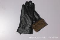 2014 new leather series of fine sheepskin sheepskin gloves fashion warm woman NW-203