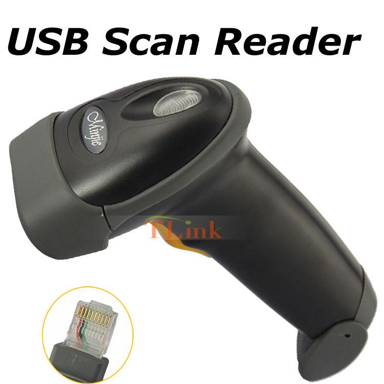 escaner portatil Laser Barcode Scanner bar code reader USB barcode scanner Port CCD Handheld Bar Code Reader for POS(China (Mainland))