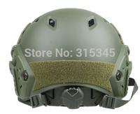 Bullet Proof Helmet meet NIJ 3A fast ballistic helmet/ fast kevlar casque militaire helmet / NIJ IIIA standard pasgt fast helmet