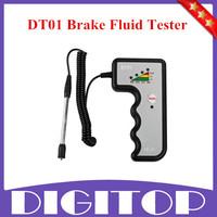 2014 New DT01 Brake Fluid Tester Professional Brake Fluid Diagnose Tool Free Shipping