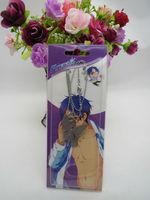 Anime Japan Free! Ryugazaki Rei Shark Butterfly Violet  Necklace cos birthday gift