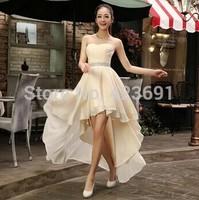 Dress New Fashion Women Long Bridal Dinner Wedding Party 2014 Formal Bridal Gown D143 dress bandage
