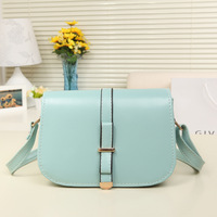 Factory direct sales fall 2013 new women's Single Shoulder Bag Messenger Bag Messenger Bag bag shaped candy colors
