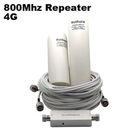 800Mhz 4G Mobile Phone Signal Booster Repeater Amplifier