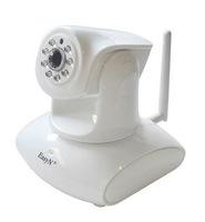 EasyN H3-147W  HD 1080P P2P Wireless IP Security Network Camera with IR-Cut Night Vision