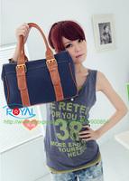 BB001 2014 bag 1pc  fashion women handbag selling,Canvas bag free shipping