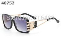 New trend brand fashion designer Cazal MOD8005 Women sunglasses vogue eyewear vintange glasses best quality 3cols free shipping