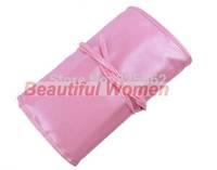 2pcs/lot 2014 New Arrivals 32 PCS Makeup Brush Set Cosmetic Brush Pencil Lip Liner Make Up Kit Holder Bag Pink SV004464