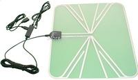 Ultra Thin indoor  flat digital TV antenna