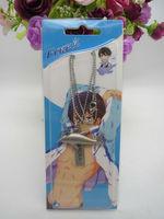 Anime Japan Free! Nanase Haruka Dolphin Blue Necklace cos birthday gift