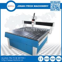 Jinan Itech cheap cnc machine ITG1212 dealership wanted