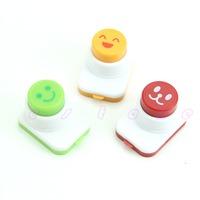 D19  3PCS Cute Smile Sushi Nori Rice Mold Decor Cutter Bento Maker Sandwich DIY Tool