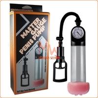 Master Gauge Penis Pump Enlarger Erection Enhancer, Penis Pump, Penis Enlargement Pump
