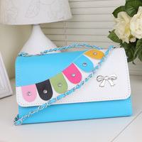 2015 Sale Freeshipping Unisex Manufacturers Selling Handbags New Summer Single Shoulder Bag Handbag Korean Package Color Setting