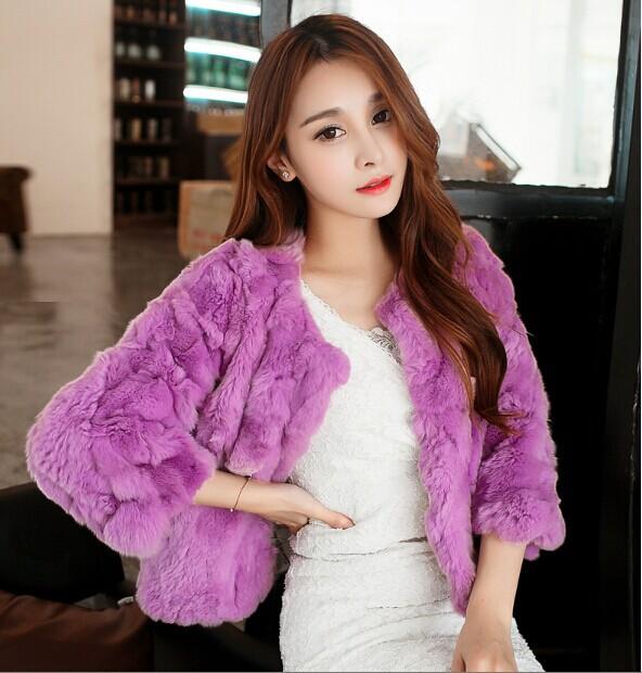 Женская одежда из меха OEM 2015 100% T8 женская одежда из меха cool fashion s xl tctim07040002