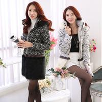 2014 New Arrived Women Faux Fur coats.New Hot Sale Fashion Knitwear Jacket winter women coat Faux down Cotton Coat