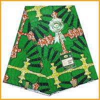 Free shipping african wax prints fabric 2014 new designer african fabric 6yard/pcs