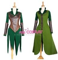 Elezen The Hobbit Desolation of Smaug tauriel Costume Cosplay