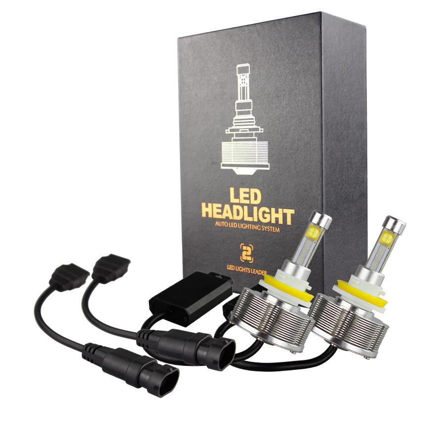 2014 CREE H1 H3 H7 H8 H9 H11 H10 9005 9006 IP68 Car LED Headlight Kit parking Fog Headlamp Bulb xenon hid Kit set Free Shipping(China (Mainland))