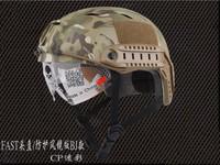 FAST helmet goggles Edition BJ paragraph tactical military suspension system helmet riding helmet digital desert sports helmet