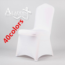 wholesale cheap polyester spandex wedding chair covers banquet chair covers from china textile factory(China (Mainland))