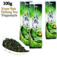 Oolong Tea 100g Anxi Tieguanyin Tea Tie Guan Yin Ti Kuan Yin Ti Guan Yin Vacuum Package Chinese Tea Green Tea Wholesale  UT046