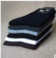 free shipping new 2014 autumn winter men casual 100% cotton warm socks thicken calcetines AZ126