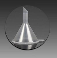F Super low! FREE SHIPPING! 4000pcs/lot factory wholesale Eco-friendly mini plastic funnel, tundish, cosmetic tool