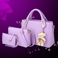 Freeshipping, buy 1,get 4 Fashion fashion women's bags Crocodile 2015handbag shoulder bag messenger bag women's picture package