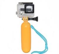 New! Gopro Accessories PP Material Bobber Floating Handheld Monopod Stick Floaty Grib w/ Wrist Strap for Go pro Hero3+ Hero2 3
