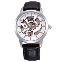 Wholesale Brand SKONE S81009JG Fashion Hollow Mechanical Watches, Men Sports Watches, Free Drop Shipping